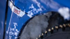 Subaru: storia di una Impreza lanciata su una pista di bob - Immagine: 12