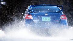 Subaru: storia di una Impreza lanciata su una pista di bob - Immagine: 13