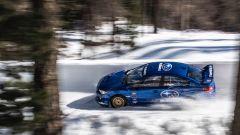 Subaru: storia di una Impreza lanciata su una pista di bob - Immagine: 14