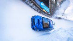 Subaru: storia di una Impreza lanciata su una pista di bob - Immagine: 15