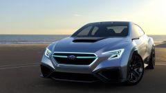 Subaru Vizis Performance Concept - visuale anteriore