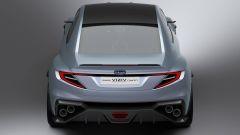 Subaru Vizis Performance Concept - visuale posteriore