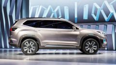 Subaru Viziv 7, arriverà su strada nel 2018