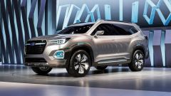 Subaru Viziv 7, debutto al Salone di Los Angeles