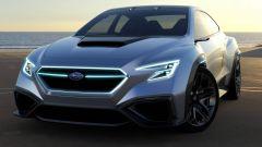 Nuove Subaru WRX e WRX STI: motore e potenza