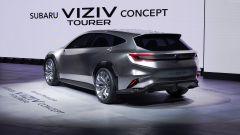 Subaru Viziv Tourer Concept a Ginevra 2018