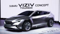 Subaru Viziv Tourer Concept: in video dal Salone di Ginevra 2018 - Immagine: 4