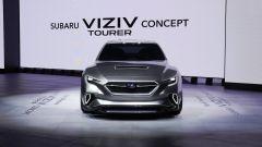 Subaru Viziv Tourer Concept: in video dal Salone di Ginevra 2018 - Immagine: 5