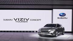 Subaru Viziv Tourer Concept: in video dal Salone di Ginevra 2018 - Immagine: 8