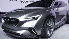 Subaru Viziv Tourer Concept: in video dal Salone di Ginevra 2018 - Immagine: 12