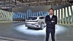 Subaru Viziv Tourer Concept al Salone di Ginevra, station wagon AWD