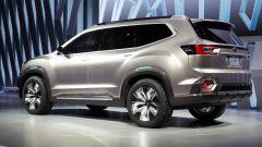 Subaru Viziv 7: nel 2018 un SUV a sette posti - Immagine: 6