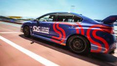 Subaru WRX STI - Subaru Driving School 2017
