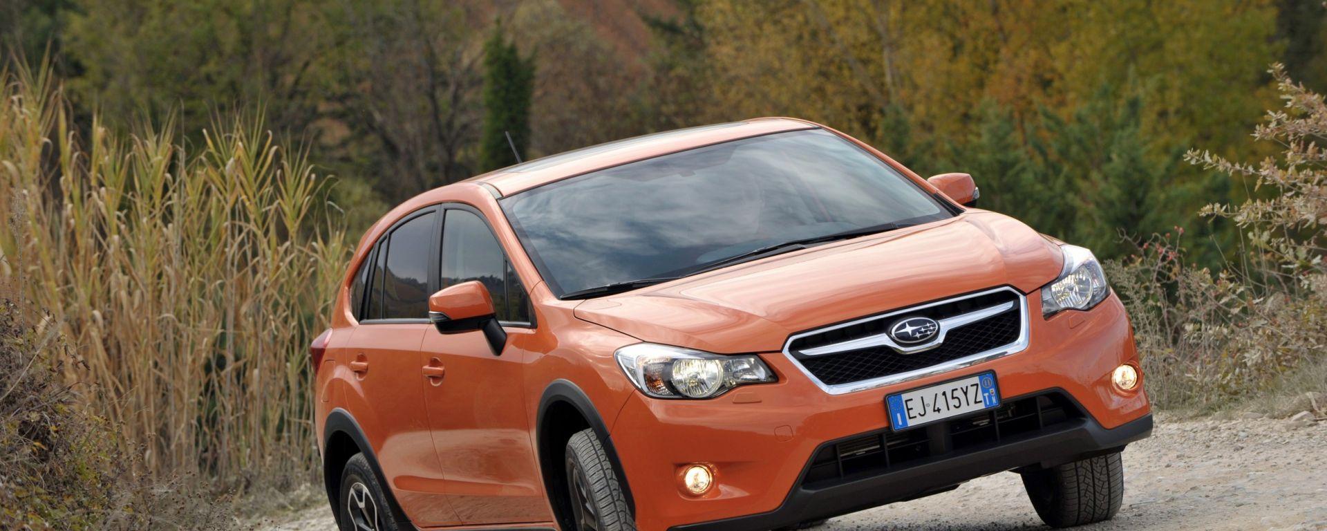 Subaru XV: ora il test anche in video