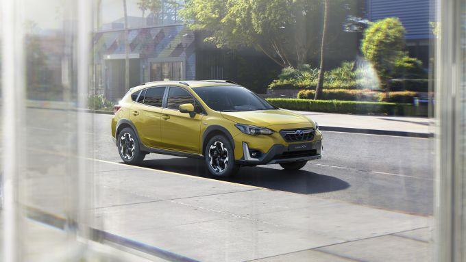 Subaru XV 2021, come cambia per l'anno nuovo