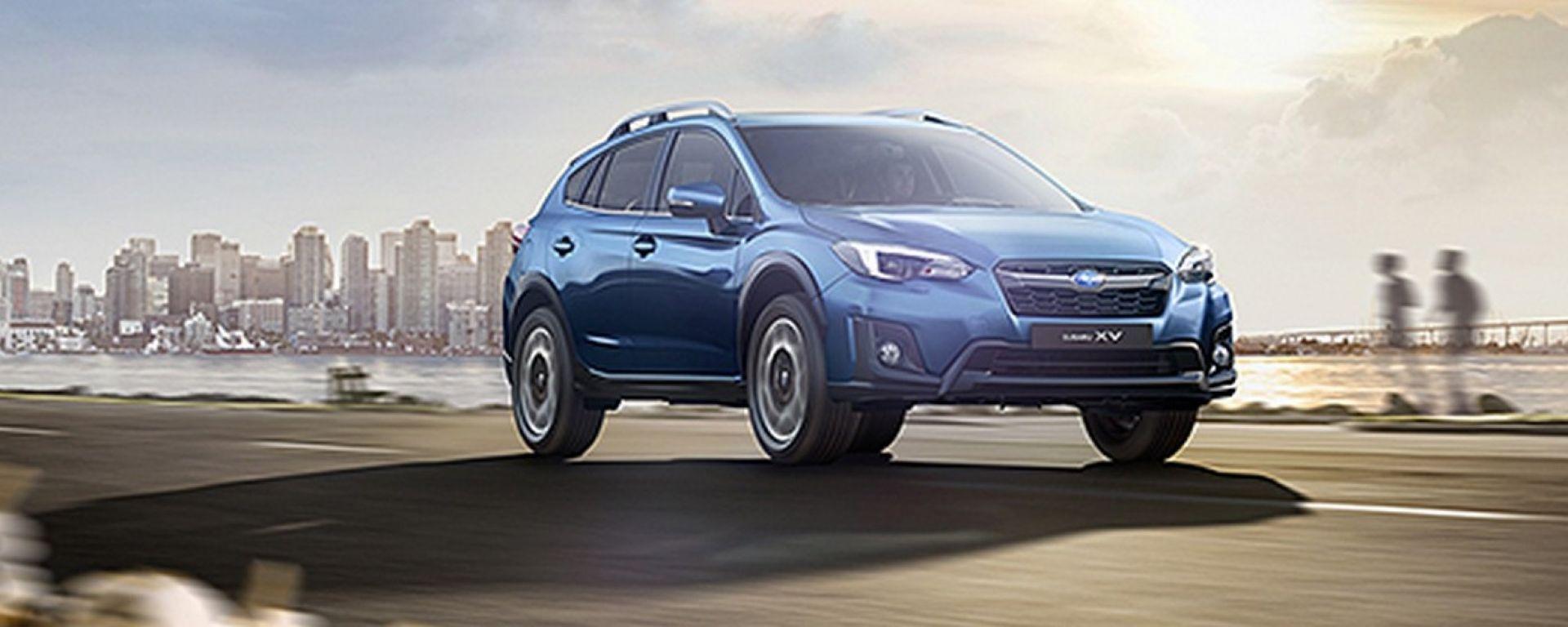 Subaru XV: al Salone di Ginevra debutta la seconda generazione