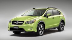 Subaru XV Crosstreck Hybrid - Immagine: 3