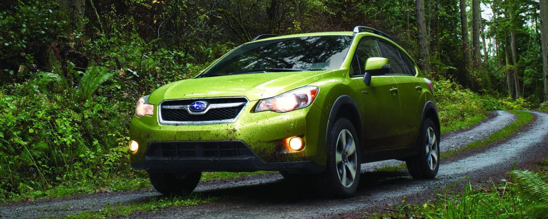 Subaru XV Crosstreck Hybrid