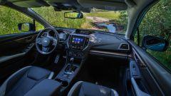 Subaru XV e-Boxer 2020, gli interni