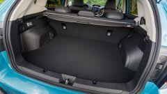 Subaru XV e-Boxer 2020, il bagagliaio