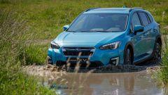 Subaru XV e-Boxer, il crossover sposa l'ibrido leggero