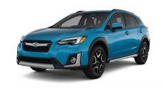Subaru XV ibrida: arriverà in Europa nel 2019. anteriore