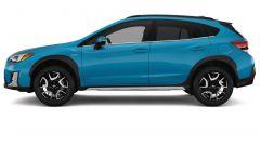 Subaru XV ibrida: arriverà in Europa nel 2019 laterale