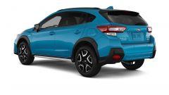 Subaru XV ibrida: arriverà in Europa nel 2019. posteriore