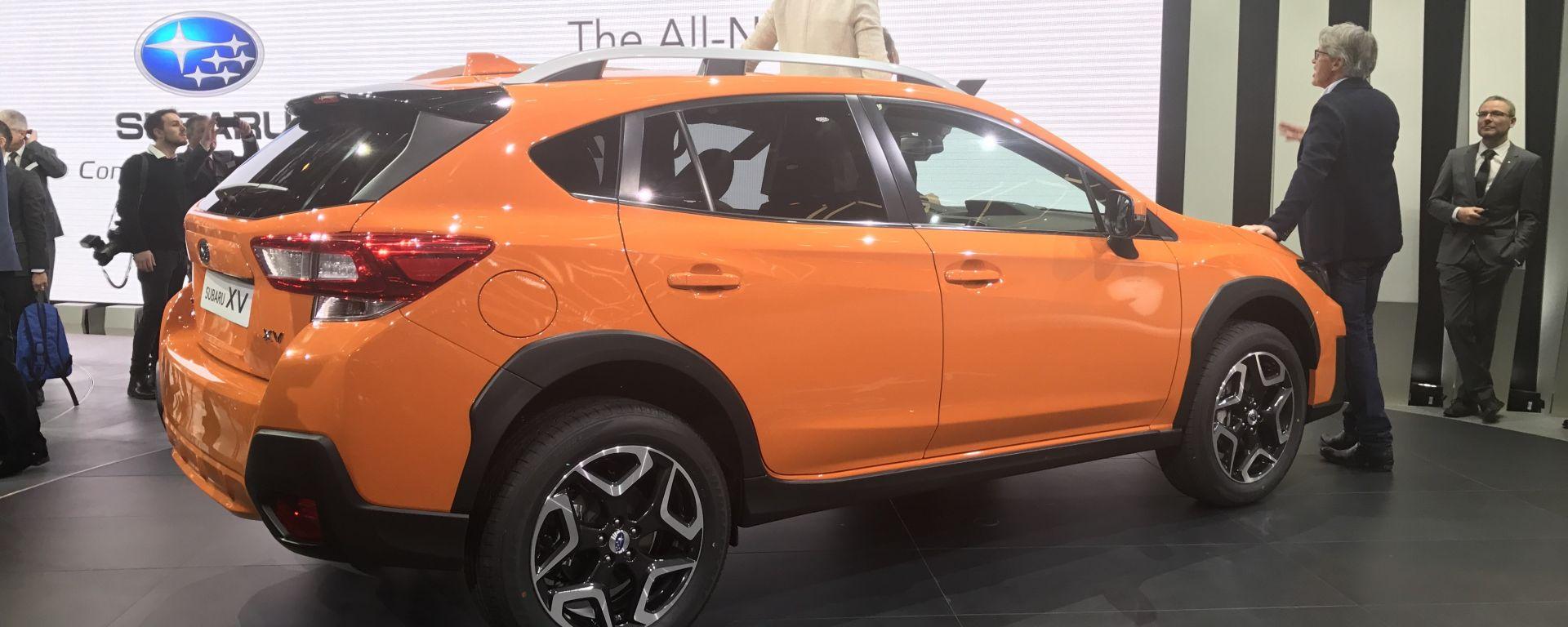 Subaru Xv Ibrida Nel 2018 Auto Elettrica Nel 2021 Motorbox