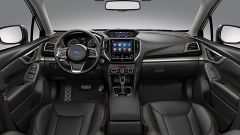 Subaru XV: in plancia un display touchsreen da 8 pollici