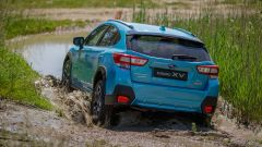 Subaru XV e-Boxer, svolta ibrida. Il test on-road e off-road - Immagine: 5