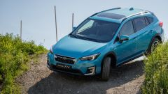 Subaru XV e-Boxer, svolta ibrida. Il test on-road e off-road - Immagine: 21