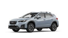 Subaru XV: sotto il vestito la Subaru Global Platform