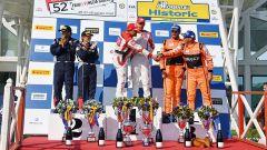 Sul podio del 52° Rally del Friuli Venezia Giulia