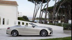 Sulla Mercedes-Benz classe E è garantita la presenza del cambio automatico a nove marce 9G-Tronic