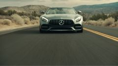 Super Bowl 2017: lo spot Mercedes