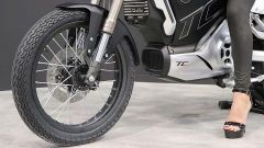 Super Soco TC-Max wheel
