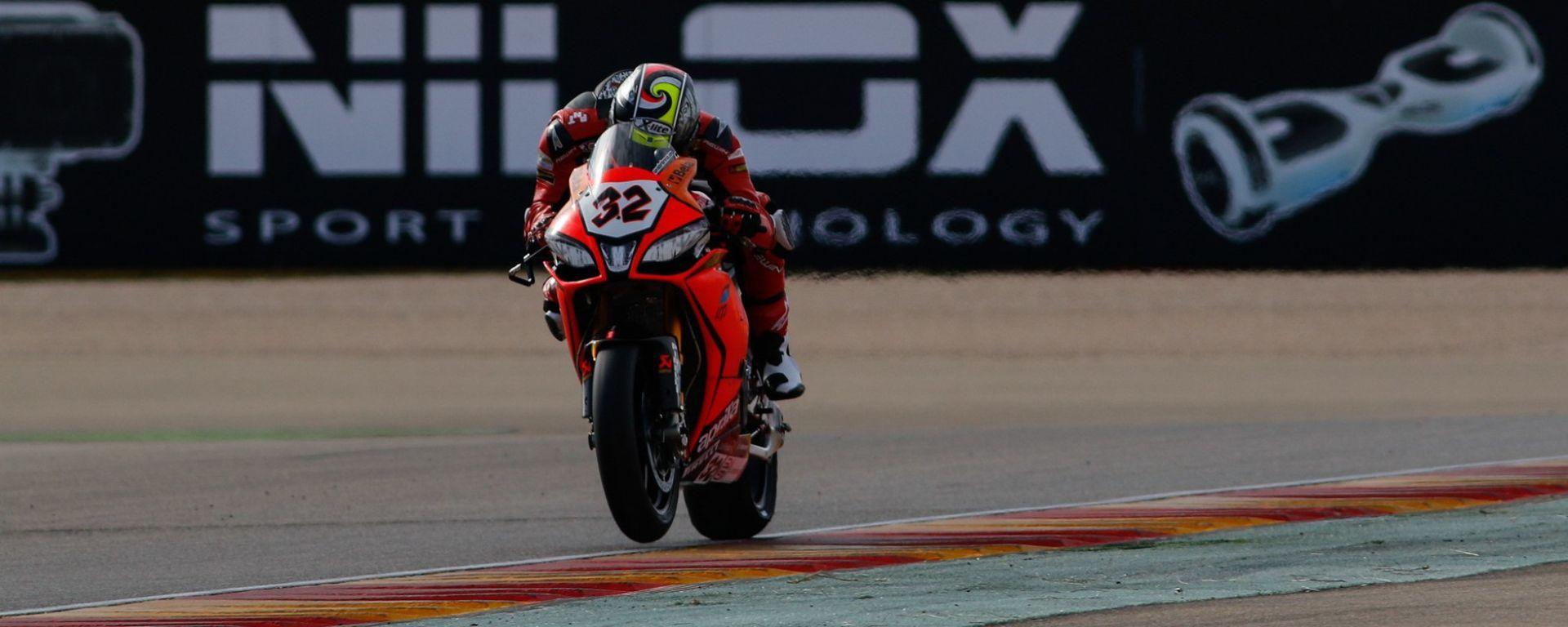 GP Aragon: sorpresa Savadori, ma è tom sykes il più veloce del venerdi