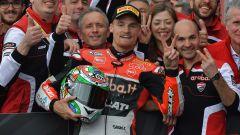 Superbike 2016: Chaz Davies soddisfatto dei test di Misano - Immagine: 2