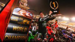 SUPERBIKE 2016: Jonathan Rea Campione del Mondo per la seconda volta