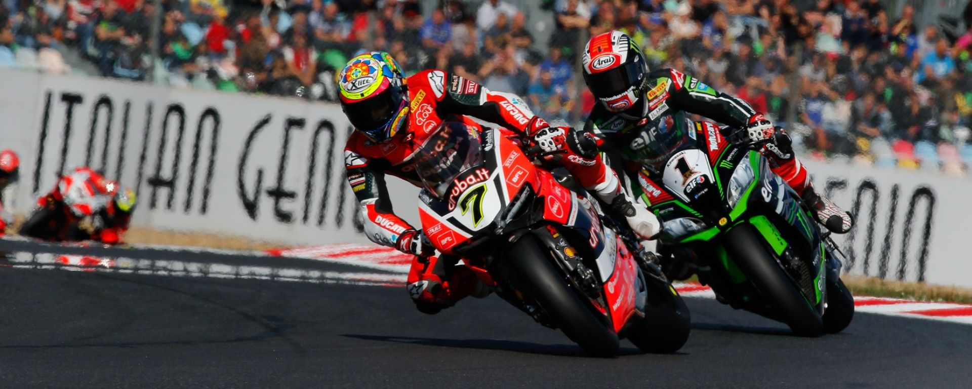 Superbike 2016: le pagelle di Magny Cours