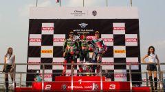 SBK 2016: in thailandia Van Der Mark sigla la pole, Rea vince gara 1 - Immagine: 3
