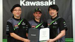 Superbike, torna Leon Haslam, sarà il compagno di Johnny Rea in Kawasaki nel 2019