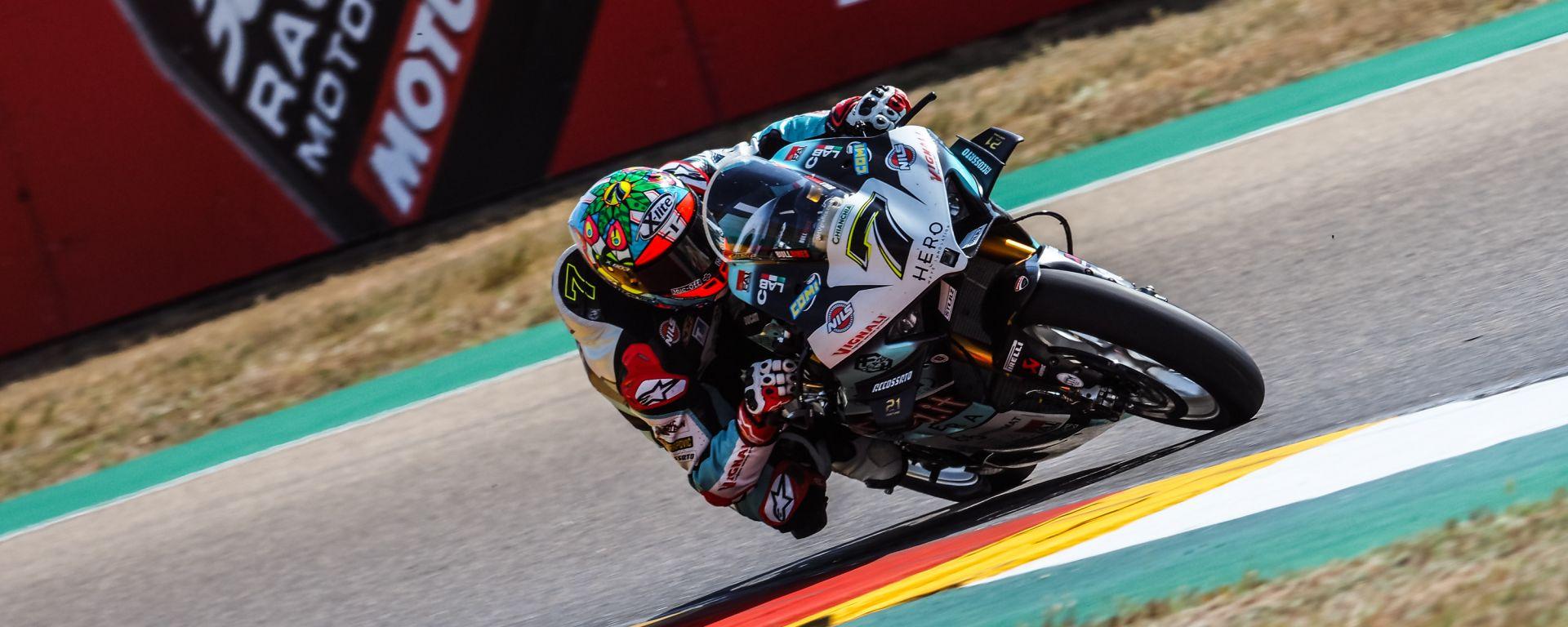Superbike 2021, Aragon: Chaz Davies (Ducati)