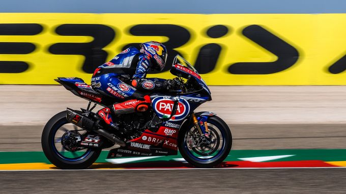 Superbike 2021, Aragon: Toprak Razgatlioglu (Yamaha)