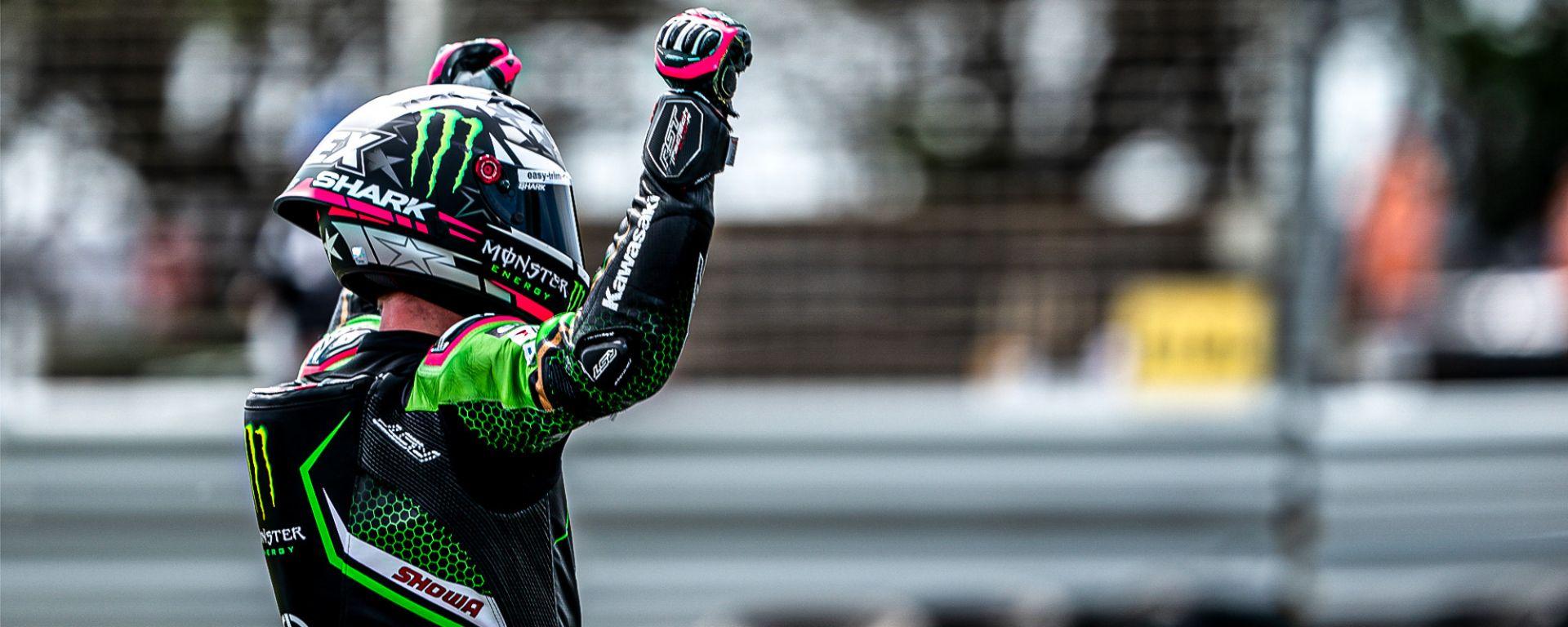 Superbike: Alex Lowes e Kawasaki insieme anche nel 2021