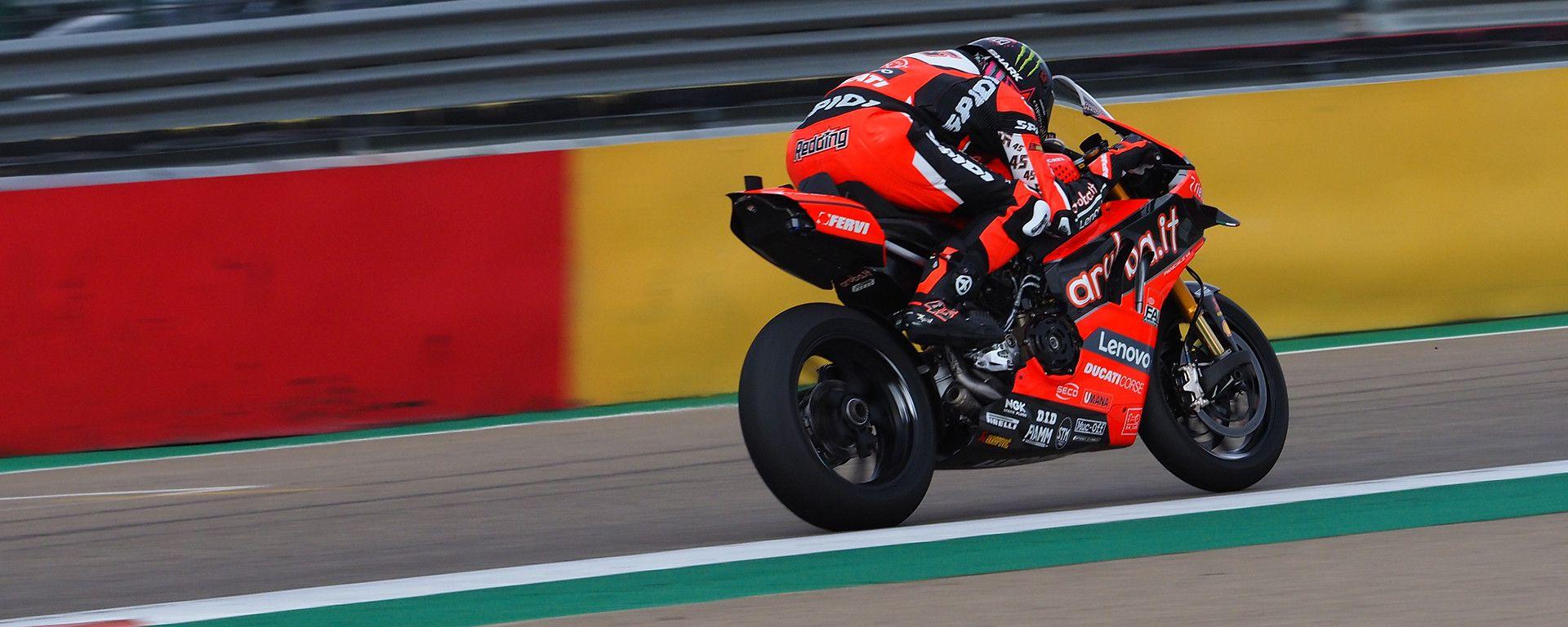 Superbike Aragon 2020: Scott Redding (Ducati)