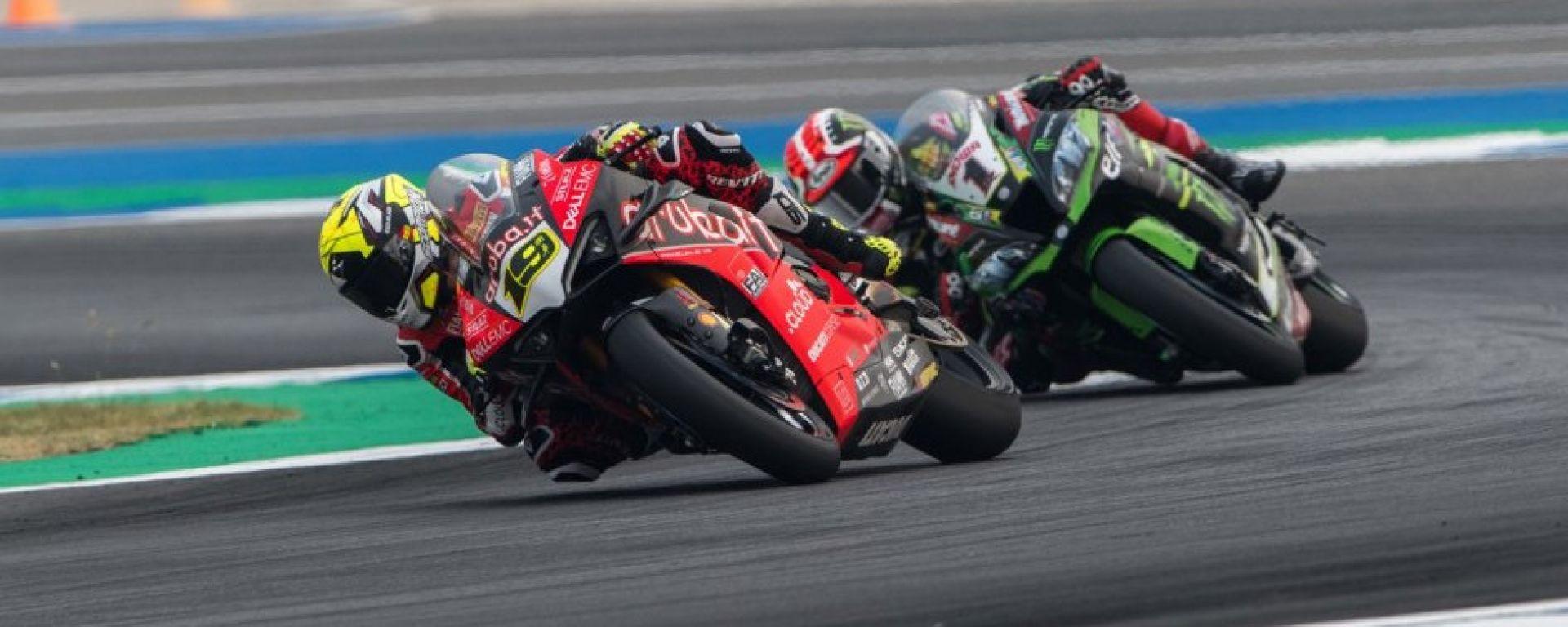 Superbike da domani ad Assen 2019, La Ducati privata di 250 giri motore