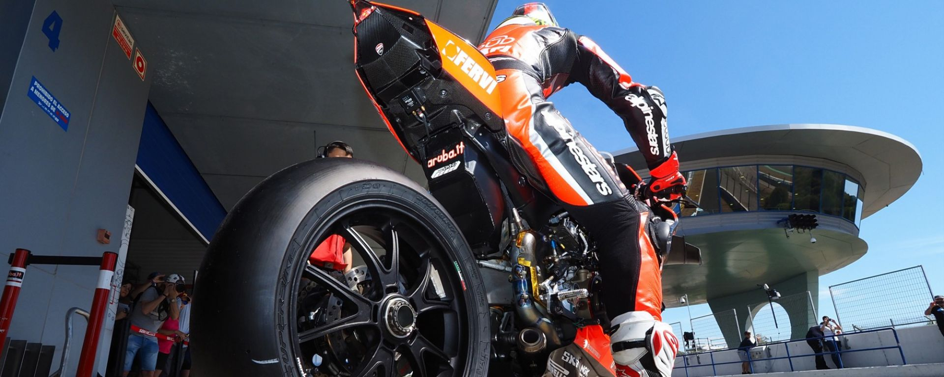 Superbike, Ducati, Jerez