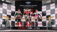 Superbike Germania 2016: Chaz Davies sbanca il Sabato al Lausitzring con pole e vittoria - Immagine: 2